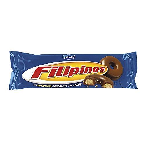 Filipinos Chocolate Con Leche 100gr