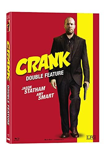 Crank 1 & 2 Limited Uncut Mediabook - Cover B (auf 150stk. lim.)