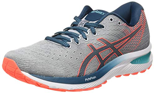 ASICS Herren Gel-cumulus 22 running shoes, Grey, 44 EU