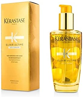Kerastase Elixir Ultime Oleo-Complexe Versatile Beautifying Oil (For All Hair Types)- 100ml/3.4oz