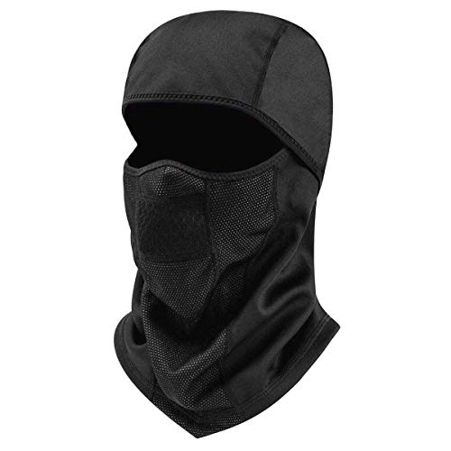Balaclava Face Mask Cold Weather Hats for Men Women Winter Windproof Waterproof Thermal Fleece