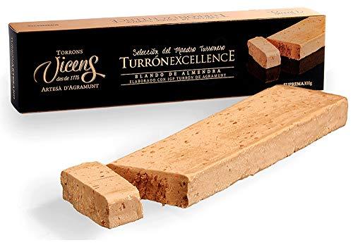 Turrón Blando de Almendra Excellence 300gr