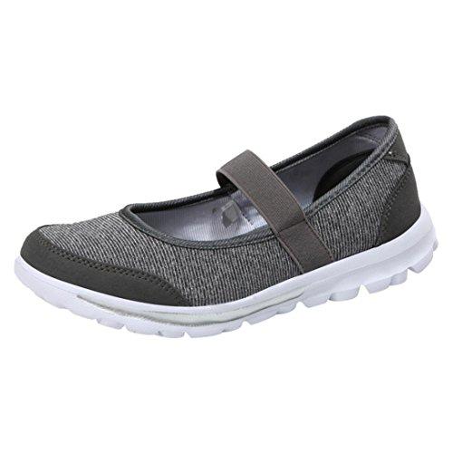 Alpargatas Mocasines Zapatos Respirable de Mujer