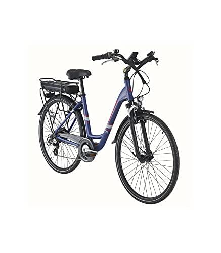Grupo K-2 Wonduu Bicicleta Eléctrica Wayscral Everyway E200 28' Azul (batería Incluida)