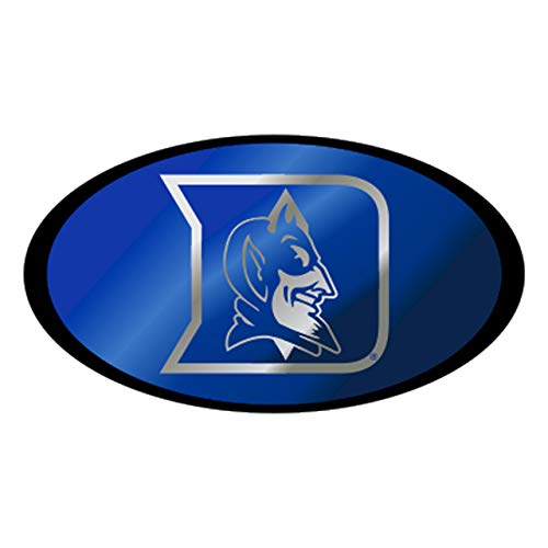 Craftique Duke Blue Devils HitchCover (Mirror Domed D Hitch Cover (15145))