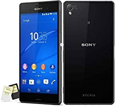 Sony Xperia Z3 Plus E6533 32GB Black 3G/4G, Dual SIM Unlocked Factory 4G LTE - International Version No Warranty