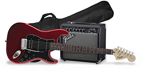 Affinity Stratocaster HSS Pack Candy Apple Red