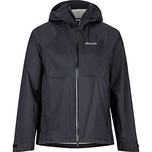 Marmot PreCip Stretch Jacket Black LG