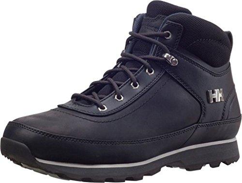 Helly Hansen Helly Hansen Herren Calgary Chukka Boots, 10874, Schwarz (Jet Black/Ebony/Light Grey 991), 40.5 EU