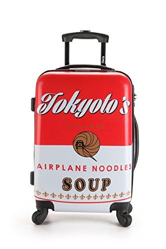 TOKYOTO Luggage - Maleta TOKYOTO SOUP 50cm x 20cm x 35cm