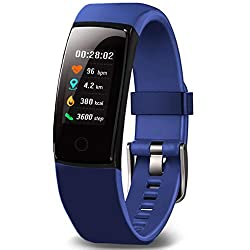 best cheap fitness tracker with heart rate monitor