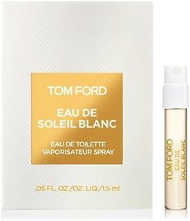 【サンプルサイズ】Tom Ford EAU DE SOLEIL BLANC Eau De Toilette Spray 1.5ml