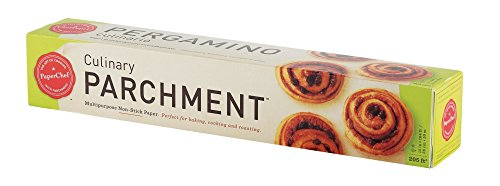 Natural Release Coated Non-Stick Culinary Parchment Paper