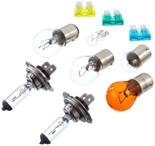 Unitec 73085 H7 Ersatzlampen-Koffer, Lampen & Sicherungen