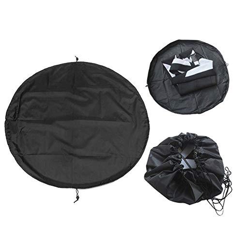 Bolsa para traje de neopreno, resistente cambiador y bolsa para deportes acuáticos, natación y exteriores, resistente al agua, asas incorporadas