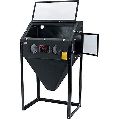 Lowest Prices! ALC Polymer Floor Model Abrasive Blast Cabinet - 35in. Model Number 41391