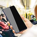 CQBKLXJY Vidrio Templado antiespía Compatible con Vivo V11Pro V11 Pro Z3 Z3i X23 X21S Y97 Y93 Y93S Y95 IQOO Protector de Pantalla de privacidad parateléfono Film_Vivo_Y93S [3-Pack]
