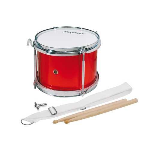 """Hayman Junior Snare Drum 20.3cm (8"""") metallic rot"""