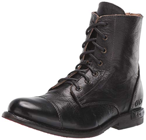 BED STU Women's Laurel Boot, Black Rustic, 10 M US