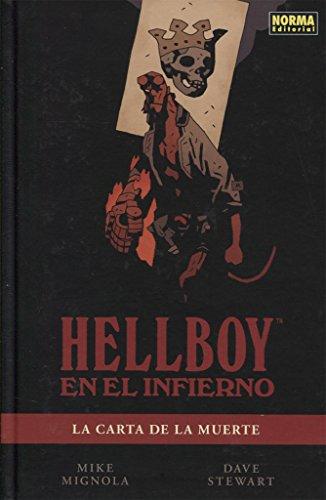 HELLBOY EN EL INFIERNO 2. LA CARTA DE LA...