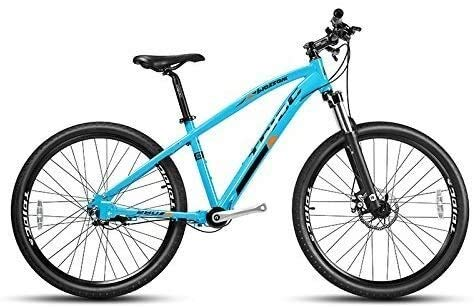 Great Deal! IMBM JDC-280, Shaft Drive Mountain Bike for Men and Women, 15.6/17 inch, 3 Speed, V/Disc...