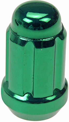 Dorman 711-355F Pack of 20 Green Lock Nuts with Key