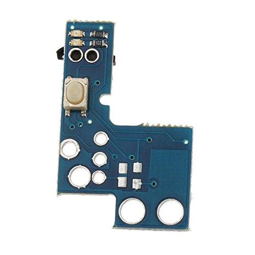 Per PS2 SLIM Interruttore Di Reset Scheda Di Accensione / Spegnimento SCPH-70000x 75000 77000 90000