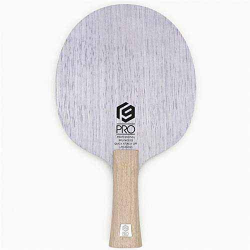 Why Should You Buy SANWEI Table Tennis Blade V9 PRO 9 ply Pure Wood All-Around pips-Long ping Pong R...
