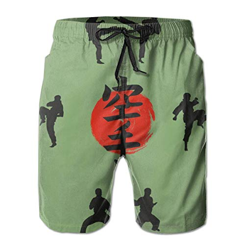 First Ring Shorts de Tablero Póker Cartas Trajes de Naipes Shorts de...