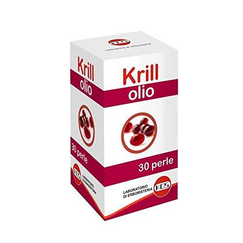 OLIO DI KRILL 30 PERLE - KOS