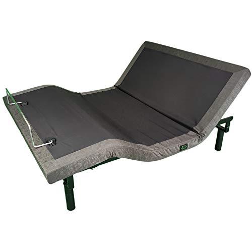 FC-Bed Verstellbares Bett Mechanismus mit Massagefunktion, Schwerelosigkeit, Dual USB...