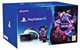 Sony Playstation VR + Camera + 1 GAME Occhiali video...
