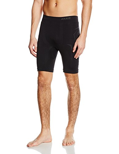 Jako Shorts Tight Comfort, Schwarz, L, 8552-08