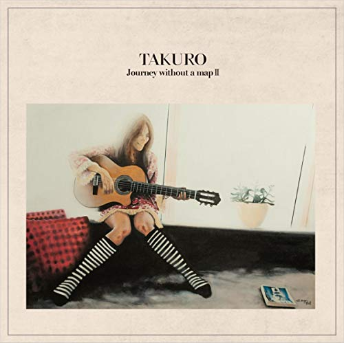 [Album]Journey without a map Ⅱ – TAKURO[FLAC + MP3]