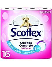 SCOTTEX original toalettpapper, 16 rullar