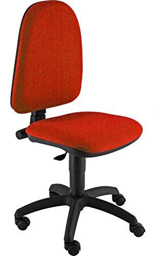 Unisit JusB/EN krzesło obrotowe, czarne