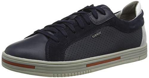 Geox U EOLO B, Zapatillas para Hombre, Azul (Navy C4002), 41 EU