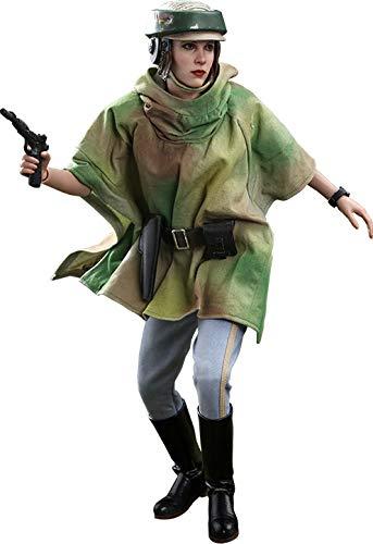 Hot Toys 1:6 Princesa Leia - Endor Outfit - Star Wars: El Regreso de los Jedi