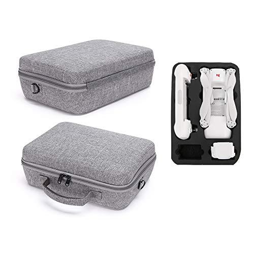 GCDN Drone Bag Impermeable Caja de Almacenamiento Duro Funda de Hombro Bolsa de Mano portátil Maleta de Transporte for Xiaomi FIMI X8 SE (Solo Bolsa)