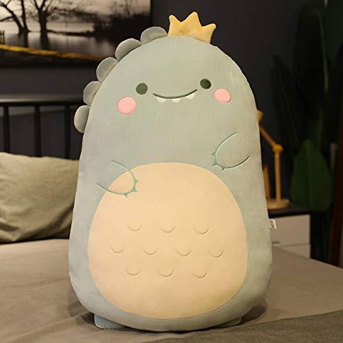 N-B Lindo pingüino peluche Super suave cama almohada suave lindo dinosaurio muñeca dormir con usted muñeca regalo de cumpleaños