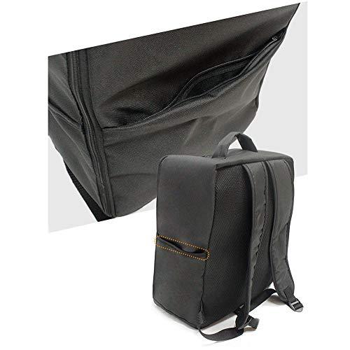 Accessori per Passeggini Borsa di Trasporto per Goodbaby POCKIT Borsa da Viaggio per Carrozzina Zaino per GB (nero)