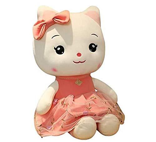 NC518 Plüschtiere 30cm Gefüllte Katzen Spielzeug Weiche Gefüllte Cartoon Tier Muschi Puppe Geburtstagsgeschenk Für Freundinnen Kinder Wohnkultur