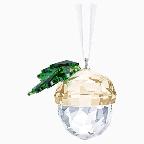 Swarovski Authentic Winter Sparkle Jubilant and Joyful Acorn Ornament
