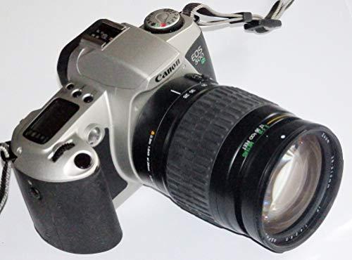 FOTOTECHNIK by LLL Objektiv Lens SOLIGOR AF Zoom 28-210mm 1:4.2-6.5 ASPHERICAL Ø 67 MC + SLR Camera 500 FN - kompatibel mit Canon Objektiven