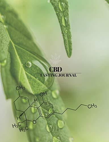CBD Tasting Journal: Personal CBD...