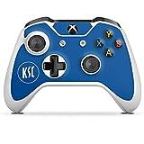 DeinDesign Skin kompatibel mit Microsoft Xbox One S Folie Sticker KSC Karlsruher SC Offizielles Lizenzprodukt