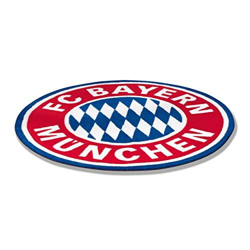 Bayern MÜNCHEN kompatibel Teppich + Sticker München Forever Fussbodenbelag Auslegware Fanteppich