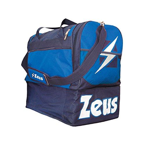 Zeus Borsone da Palestra Gamma Blu-Royal 52x52x36 cm