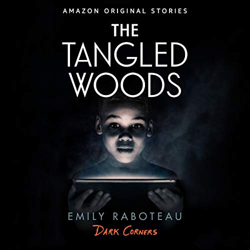 The Tangled Woods audiobook cover art