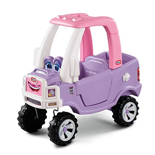 Little Tikes Princess Cozy Truck Ride-On, Pink Truck